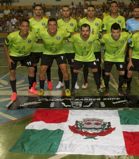Amistoso de futsal contra Sonora visa preparar a equipe de Rio Verde para a Copa Morena